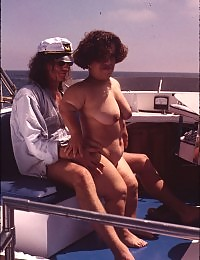 Gidget goes for a boat ride and then once away from shore finds out that she is the onboard sexual entertainment!
